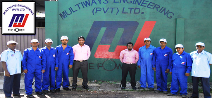 Multiways Engineering (Pvt) Ltd